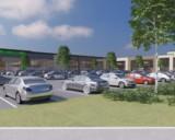 Whitehills Retail Park CGI 006