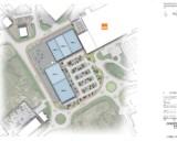 Whitehills Retail Park Site Plan